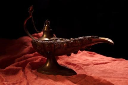 Aladin Lampe
