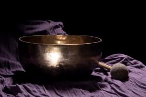 Sound bowl
