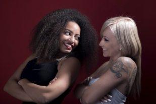 Model: Susi und Chrisi