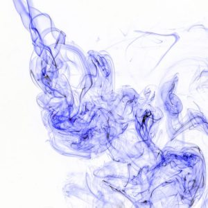 the wizzard blue smoke