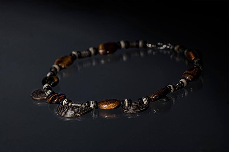 low key necklace